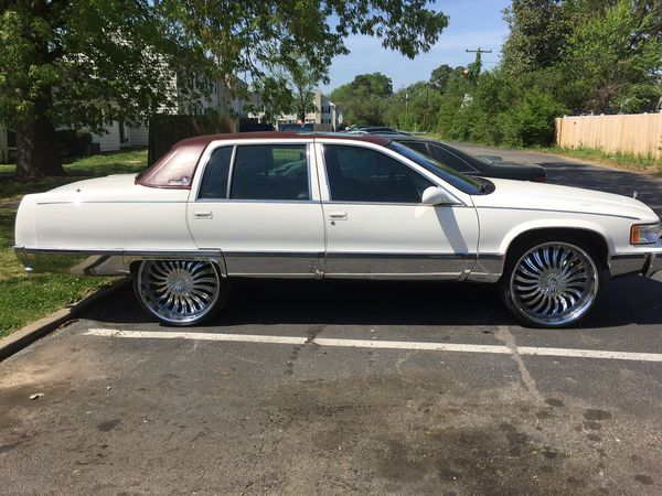1995 cadillac fleetwood comes w 26s and 2 12 s for sale in richmond va offerup 1995 cadillac fleetwood comes w 26s and 2 12 s for sale in richmond va offerup