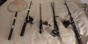 Fishing rods great condition for Sale in Grand Junction, CO