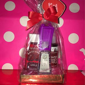 Happy Valentines Day Winter Candy Apple Gift Set for Sale in Rosemead, CA