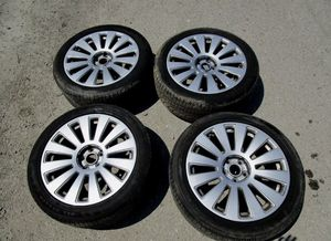 Audi A8 rims and tires for Sale in Lincoln, NE