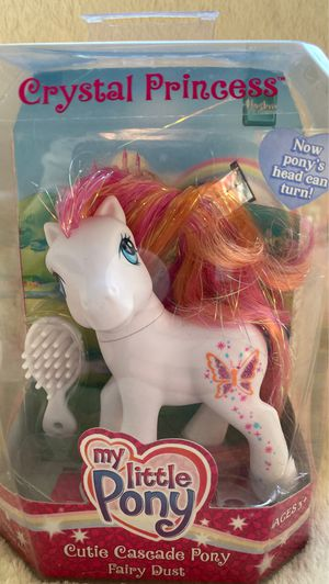 My little pony , Fairy Dust for Sale in Snohomish, WA