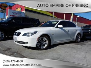 2010 BMW 5 Series for Sale in Fresno, CA