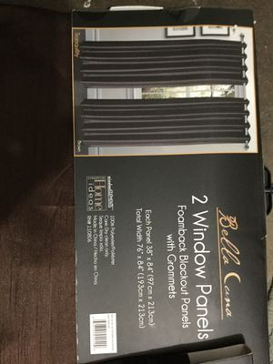 Blackout Curtains for Sale in Sacramento, CA