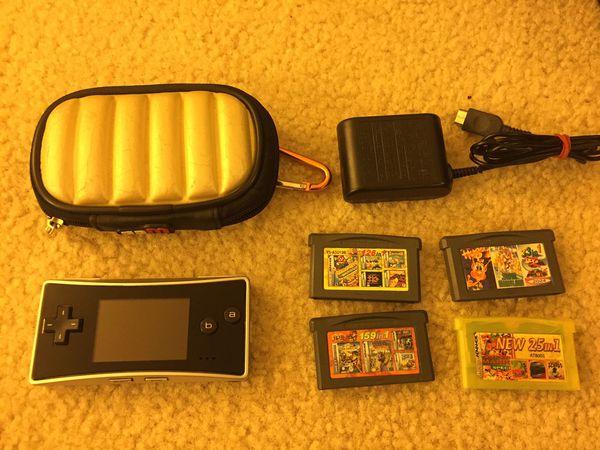 Nintendo gameboy micro