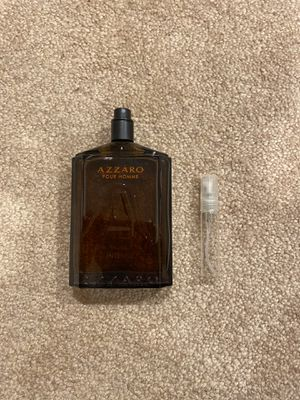 Azzaro pour homme intense - eau de parfum for Sale in Bolingbrook, IL
