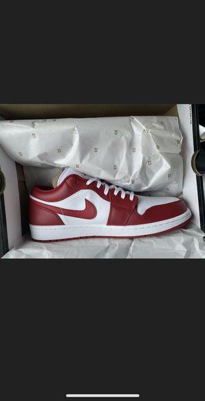 Jordan 1 low size 12 for Sale in Miami, FL