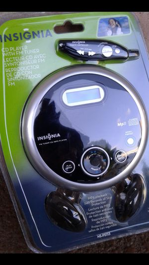 BRAND NEW CD PLAYER $25. for Sale in Plano, TX