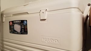 165 qt igloo cooler for Sale in Silver Spring, MD