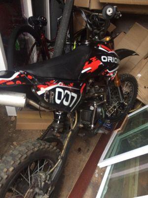 125cc dirt bike for Sale in Glen Burnie, MD