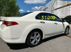 🍁✮$1200 Selling my 2011 Acura TSX.🍁 for Sale in New Haven, CT