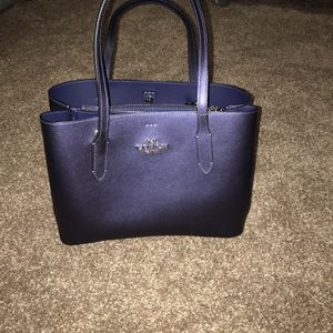 Coach Crossbody Bag Blue for Sale in Lanham, MD