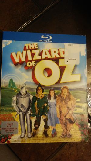 Wizard of Oz Blu-ray for Sale in Haines City, FL