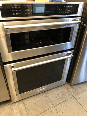 "30"" Kitchenaid Microwave Oven Combo Stainless Steel for Sale in Corona, CA"