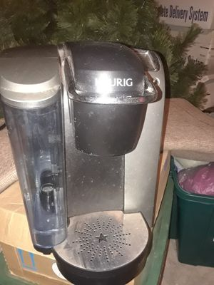 Kerig Coffee maker for Sale in Pittsburgh, PA