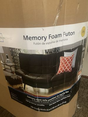 Brand new Foam futon for Sale in Columbus, OH