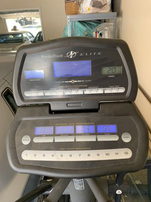 Nordic track exercise machine for Sale in Chino Hills, CA