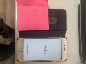 iphone 6 128GB for Sale in Sarasota, FL