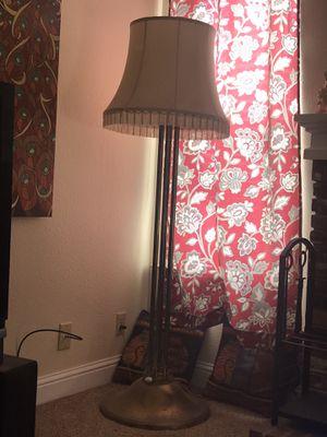 Art Deco Brass Light for Sale in Roseville, CA