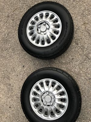 Buick stock rims for Sale in Houston, TX