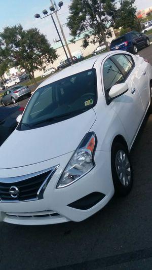 2017 Nissan versa 100/wk, bad credit for Sale in Manassas, VA