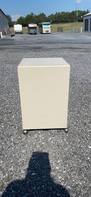 Small Metal File Cabinet for Sale in Harrisonburg, VA