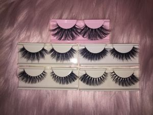 5 Pairs False Eyelashes for Sale in Lacey, WA