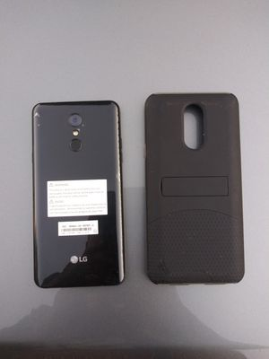 Lg stylo 4 (unlock) with case for Sale in San Jose, CA