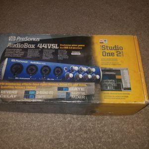 Presonus AudioBox 44VSL for Sale in Matthews, NC