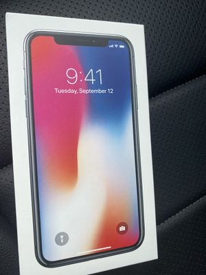 iPhone X 256GB Unlocked for Sale in Port St. Lucie, FL