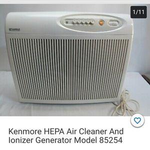 Kenmore hepa air cleaner for Sale in Ontario, CA