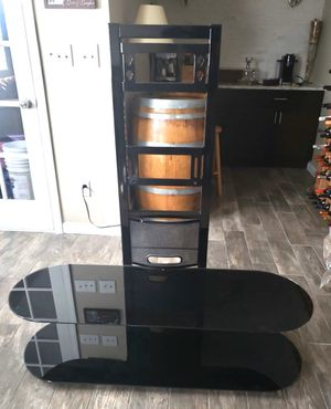 Bell'O - FP-4850HG - Stand for Flat panel / TV Almost New for Sale in Woodbridge Township, NJ