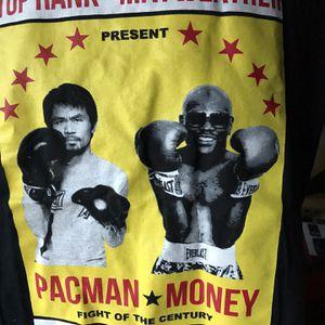 Pac-Man Versus Money Shirt 👕 👚 for Sale in Kent, WA