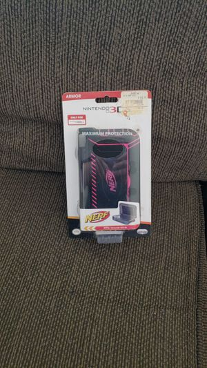 Nerf Nintendo 3DS XL maximum protection armor for Sale in Parma, OH