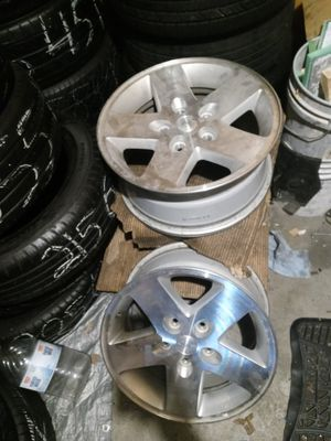 "17"" stock jeeps rims for Sale in Las Vegas, NV"