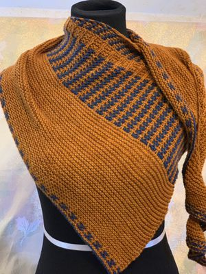 Knitted shawl for Sale in Oregon City, OR