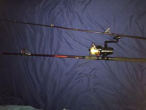 Fishing poles for Sale in Camden, NJ