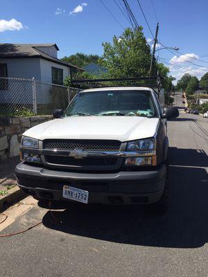 Chevy Silverado duramax Diesel 2500HD for Sale in Arlington, VA