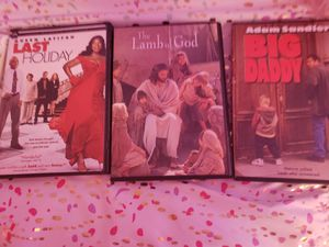 3 DVDS for Sale in Tacoma, WA
