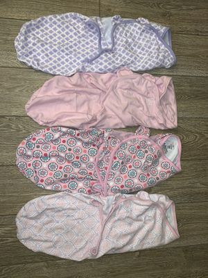 4 SwaddleMe Large Swaddles for Sale in Mount Prospect, IL