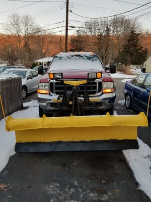 2003 Ford F250 Plow Truck for Sale in New Haven, CT
