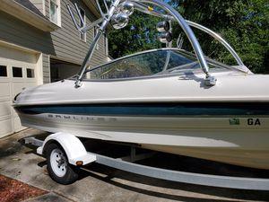 2000 Bayliner Capri 2050 LX Boat for Sale in Gainesville, GA