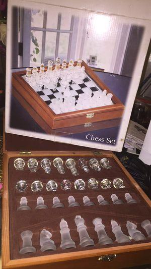 Chess Set for Sale in Santa Monica, CA