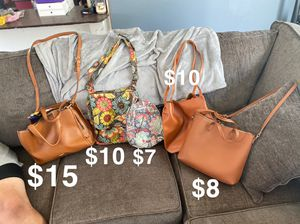 Bags for sale for Sale in Tyler, TX
