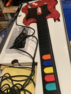 Guitar Hero Set for Sale in Evesham Township,  NJ