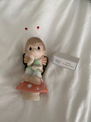 Precious Moments Porcelain Figurine: Thinking of You for Sale in Tampa, FL