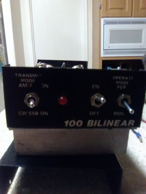 Solid-state 60 watt amplifier for CB and Ham 10 + 11 meter for Sale in Concho, AZ