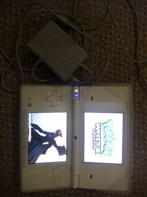 Nintendo DS & Pokémon White for Sale in Seattle, WA