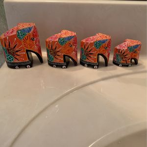 Small Elephant Nesting Doll Statues for Sale in West Palm Beach, FL