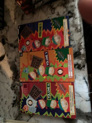 South Park VHS for Sale in Houston, TX