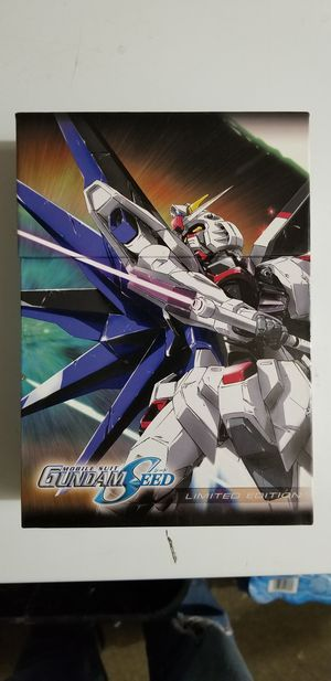 Gundam seed anime for Sale in Antioch, CA